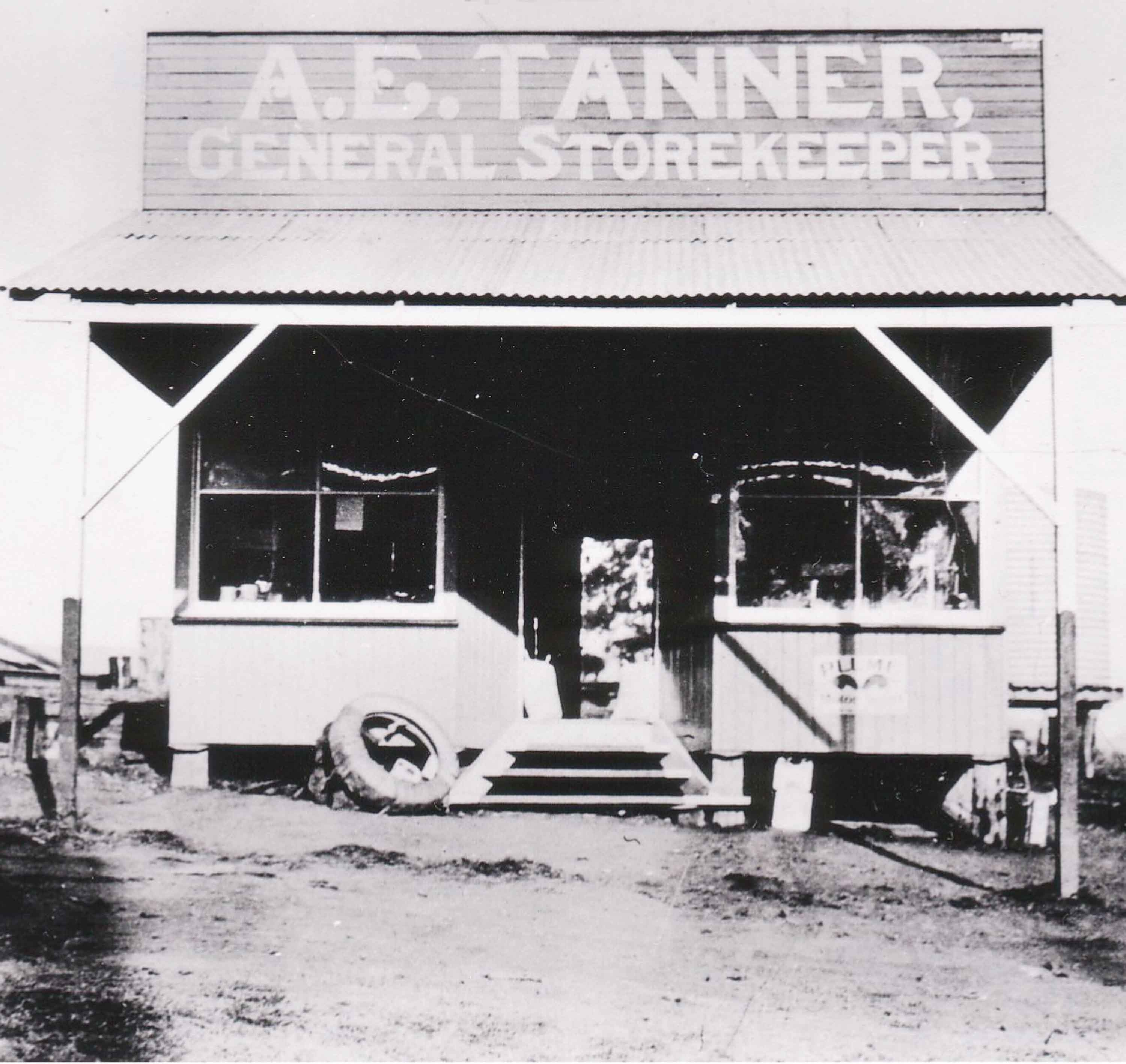 Tanners Store
